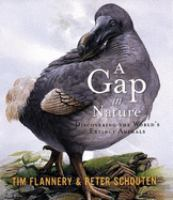 A Gap in Nature