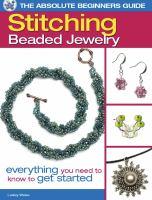 Stitching Beaded Jewelry