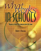 What Works in Schools