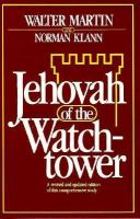 Jehovah of the Watchtower