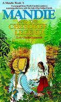 Mandie And The Cherokee Legend