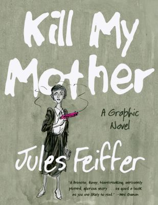 Cover image for Kill My Mother