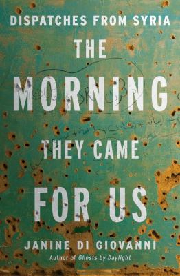 Cover image for The Morning They Came for Us