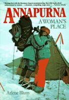 Annapurna, A Woman's Place