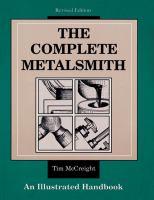 The Complete Metalsmith