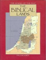 The Biblical Lands