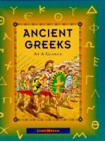 Ancient Greeks at A Glance