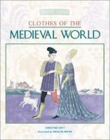Clothes of the Medieval World