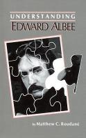 Understanding Edward Albee