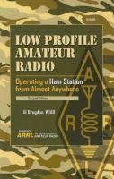 Low Profile Amateur Radio