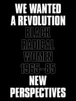 We Wanted A Revolution