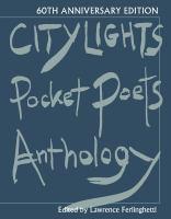 City Lights Pocket Poets Anthology