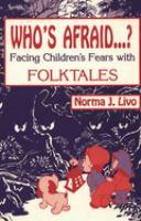 Who's Afraid-- ?