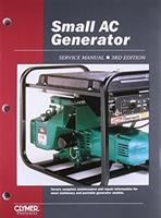 Small AC Generator Service Manual