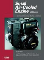 Small Air-cooled Engine Service Manual 1990-2000