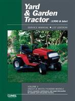 Yard & Garden Tractor Service Manual