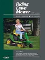 Riding Lawn Mower (1992 and Later) Service Manual