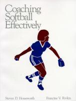 Coaching Softball Effectively