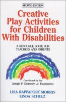 Creative Play Activities For Children With Disabilities