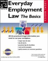 Everyday Employment Law