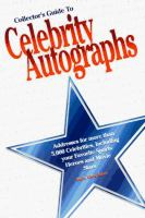 Collector's Guide to Celebrity Autographs