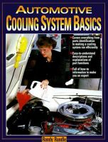 Automotive Cooling System Basics