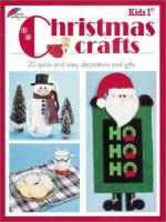 Kids 1st Christmas Crafts