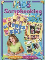 Kids Scrapbooking