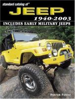 Standard Catalog of Jeep, 1940-2003