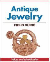 Warman's Antique Jewelry Field Guide