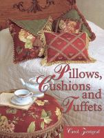 Pillows, Cushions & Tuffets
