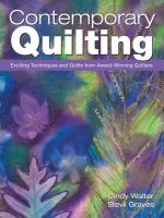 Contemporary Quilting
