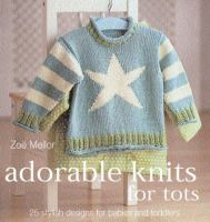 Adorable Knits for Tots