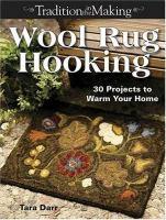 Wool Rug Hooking