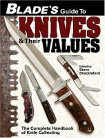 Blade's Guide to Knives and Their Values