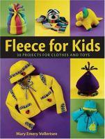 Fleece for Kids