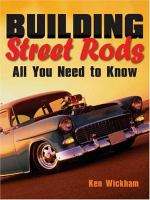 Building Street Rods