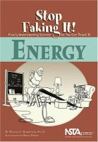 Energy (Stop Faking It! : Finally Understanding Science So You Can Teach It)