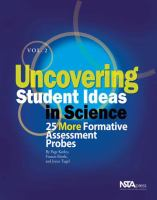 Uncovering Student Ideas in Science, Vol. 2