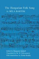 The Hungarian Folk Song
