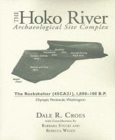 The Hoko River Archaeological Site Complex