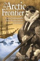 On the Arctic Frontier