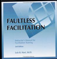 Faultless Facilitation