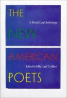 The New American Poets