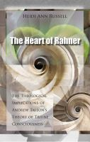 The Heart of Rahner