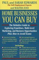 Home Businesses You Can Buy