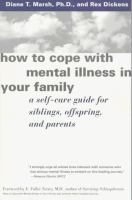How to Cope With Mental Illness in your Family