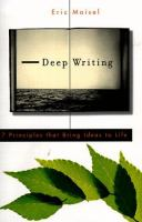 Deep Writing