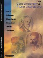 Contemporary Piano Literature