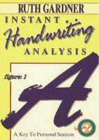 Instant Handwriting Analysis